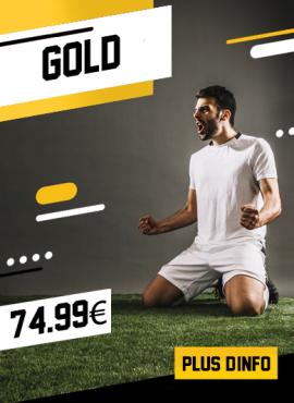 Abonnement Gold (6mois) 🥇